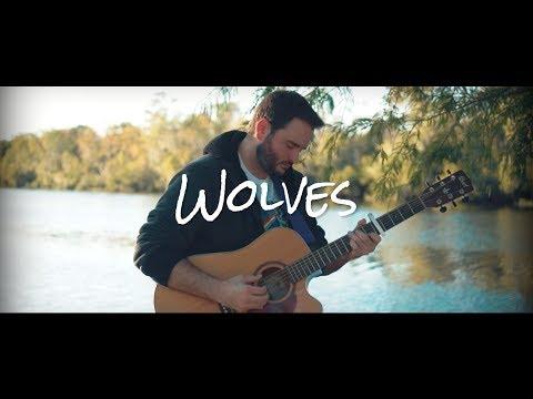 Selena Gomez, Marshmello - Wolves  | Acoustic