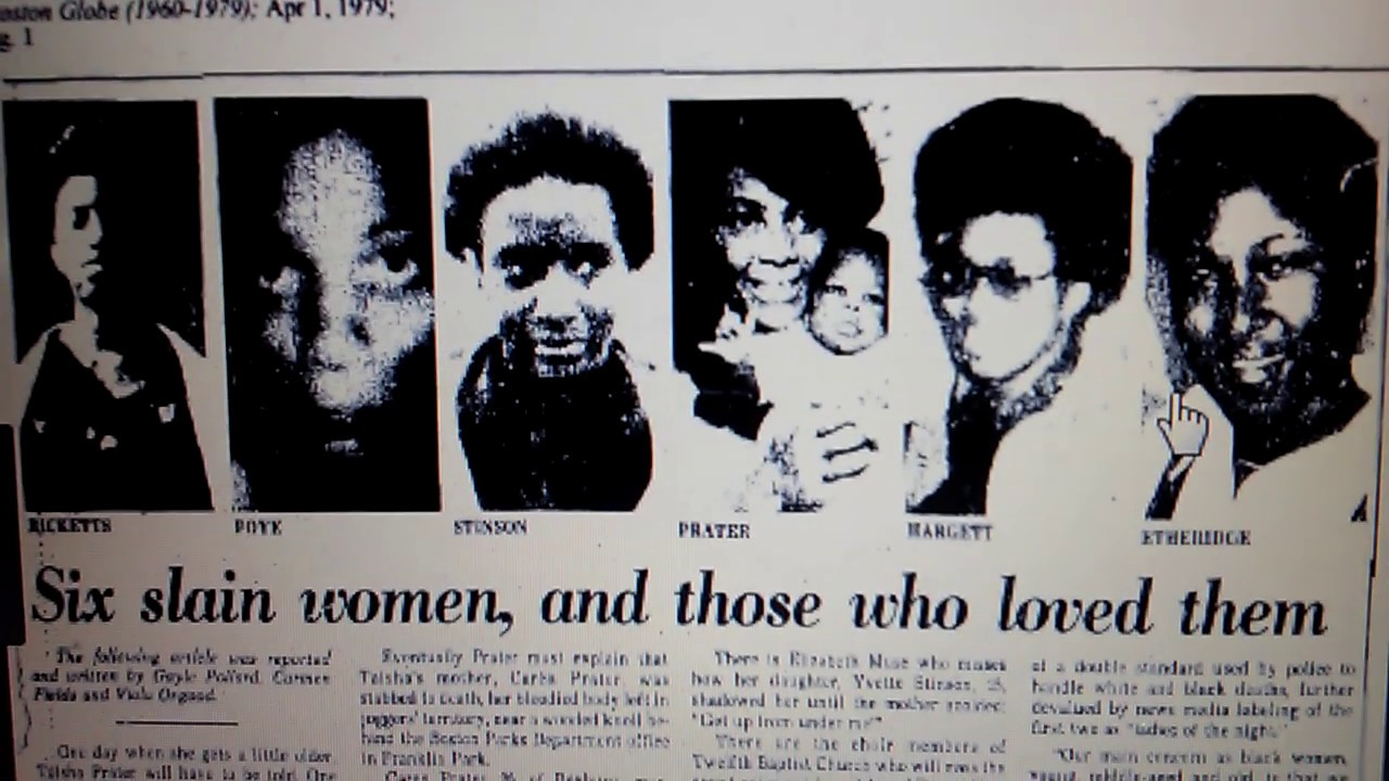 WORST MURDERS OF BLACK WOMEN 1979{This Broke my heart}