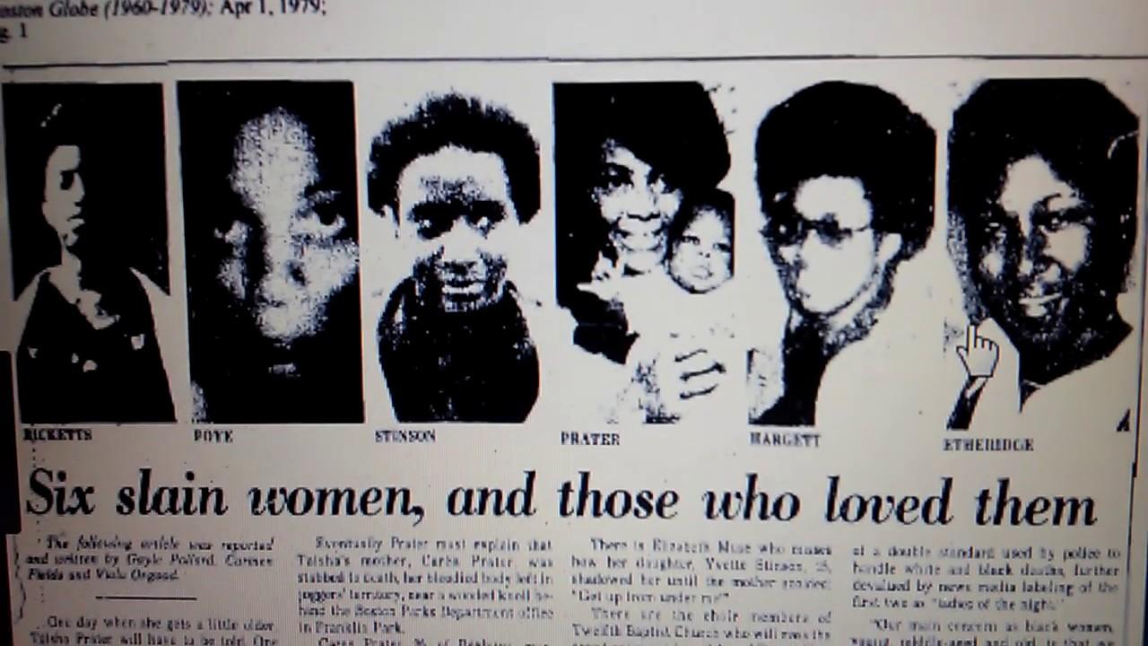 WORST MURDERS OF BLACK WOMEN 1979{This Broke my heart}