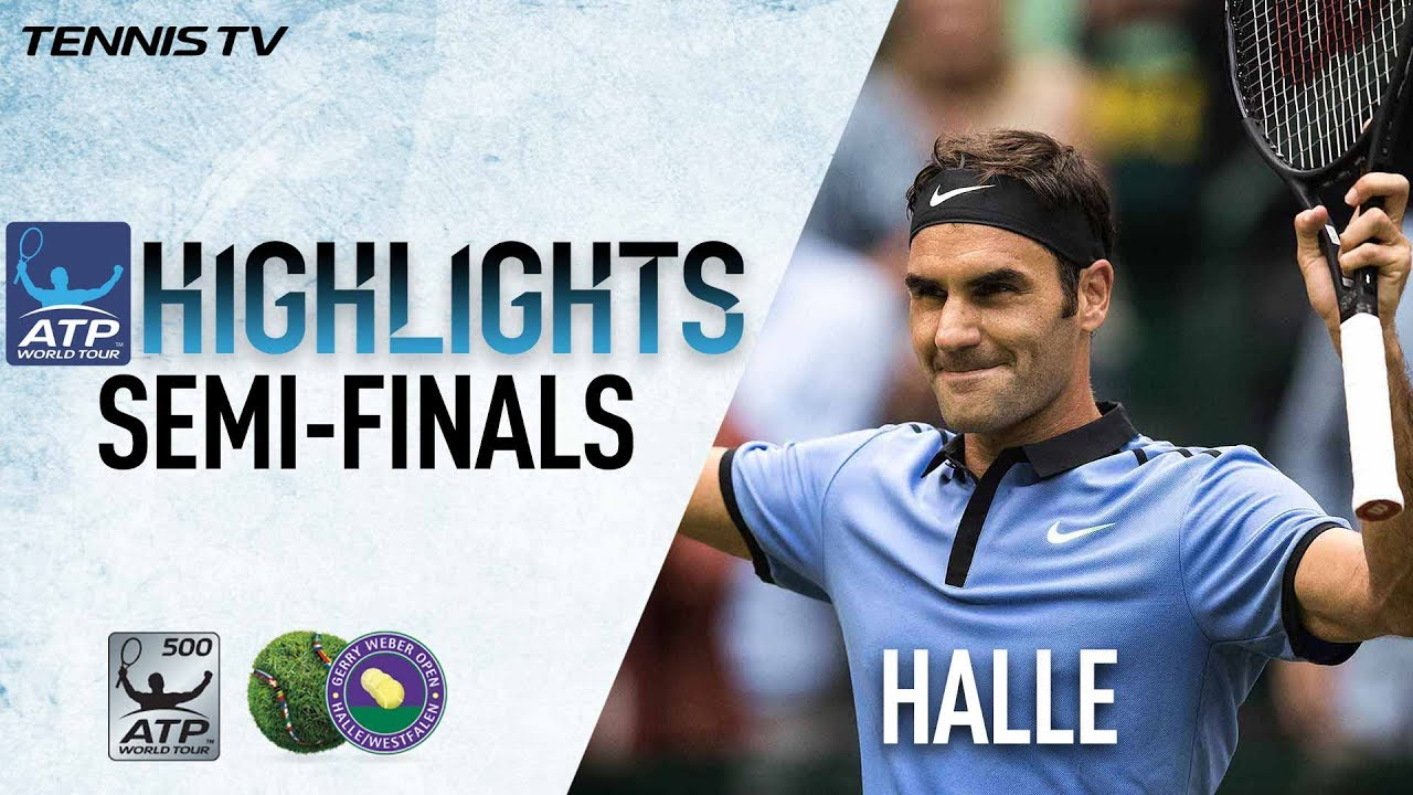 Roger Federer advances at Wimbledon with straight sets win vs. Mischa Zverev