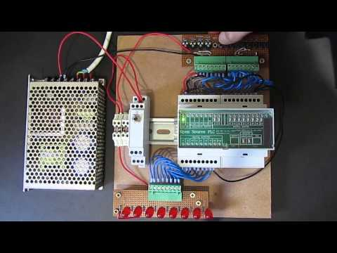 Open Source PLC - Open Source Hardware Project