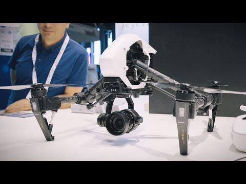 New DJI Zenmuse X5R Camera Turns Inspire 1 Into 4K RAW Drone!