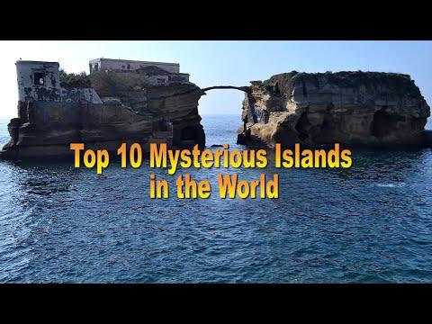 Top 10 Most Mysterious Islands in the World |  दुनिया में 10 सबसे रहस्यमय द्वीप