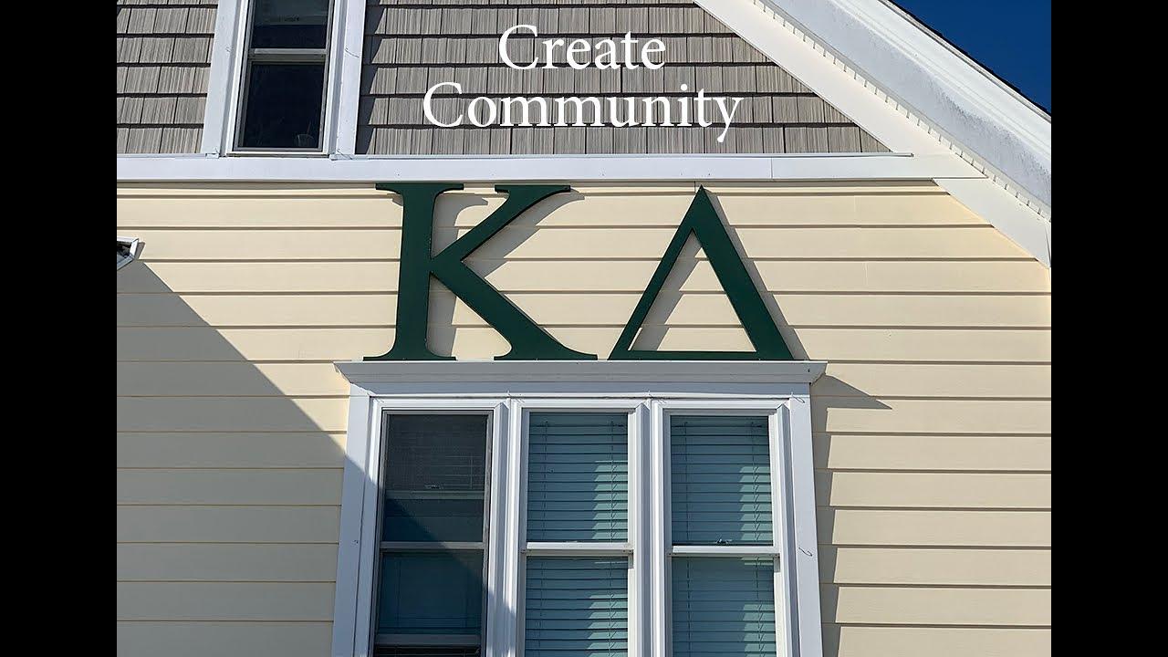 Kappa Delta Creates Community