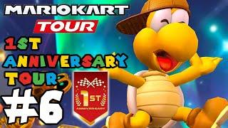 Mario Kart Tour: Next Update & END of 1st Anniversary Tour Gameplay Walkthrough Part 6