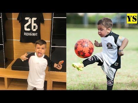 Future Football Legend - Marco Antonio 6 years old   Yurich SPORT