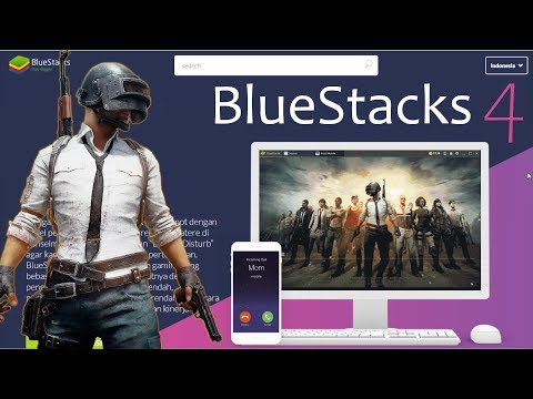 Cara Menginstal Bluestacks 4 Di PC- Main PUBG Mobile Di PC Lancar Jaya
