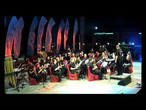 Doha Wind Orchestra - John williams in concert