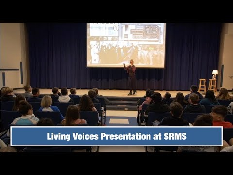 Living Voices Presentation at Sebastian River Middle School