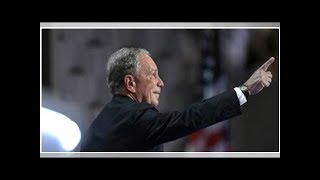 RIGHT on cue! Michael Bloomberg cheers London mayor's retaliation against imminent threat