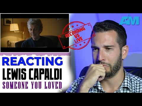 VOCAL COACH reacts to SOMEONE YOU LOVED - LEWIS CAPALDI