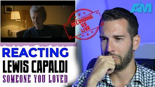 VOCAL COACH reacts to SOMEONE YOU LOVED - LEWIS CAPALDI Video