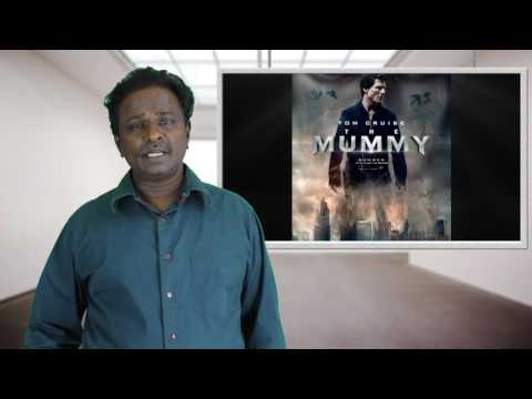 The Mummy 2017 Review - Tom Cruise - Tamil Talkies