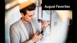 August Favorites | Best of Mens Fashion & Mens Hair | BluMaan 2017