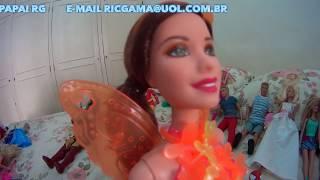 Barbie Filme Portal Secreto Secret Door boneca Ken boneco Homem Aranha Marvel Toys Juguetes Kids