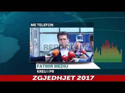 Report TV - Mediu:Ç'më tha Basha për dorëheqjen e djathta është magazinë pa inventar