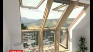 Мансардные окна - как это устроено.(В СПЕЦМЕТАЛЛСТРОЙ (http://kupi-metal.ru/) осуществляется оптовая и розничная продажа мансардных окон VELUX и FAKRO по..., 2011-05-05T07:59:45.000Z)