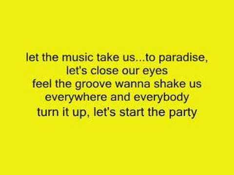 Start The Party with lyrics By: Jordan Francis