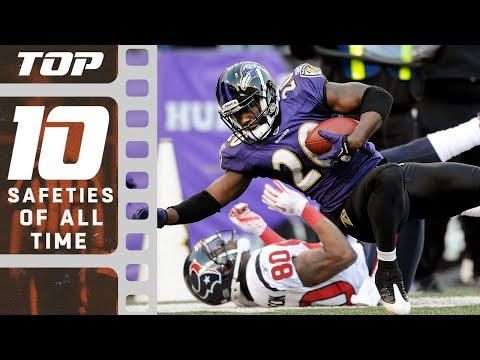 Top 10 Safeties of All Time | NFL Films