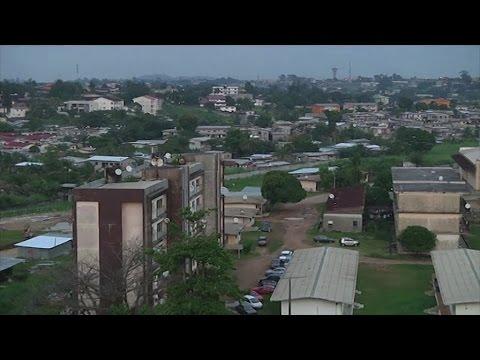 Gabon, Le film africain d