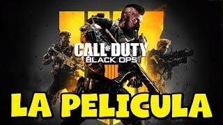 Call of Duty Black Ops 4 - Pelicula Completa en Español Latino 2018 - Todas las cinematicas - 1080p