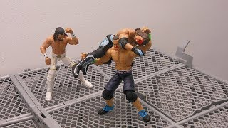 JWS - HELL in a CELL - John Cena vs AJ Styles vs Seth Rollins (Part 3 of 3)