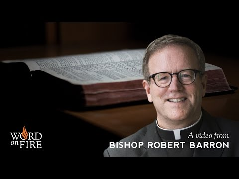Bishop Barron on Biblical Religion