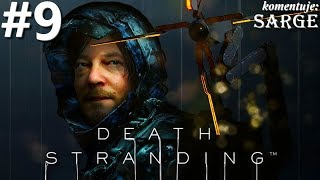 Zagrajmy w Death Stranding PL odc. 9 - Farma wiatrowa