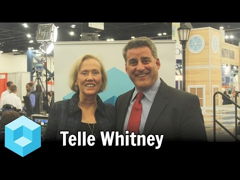 Telle Whitney - Grace Hopper 2015 - theCUBE - #GHC15 - YouTube