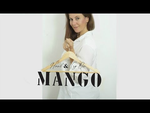 Mango Try on for Autumn | Fashion over 40