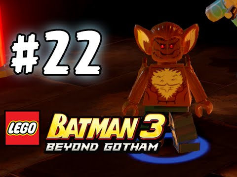 LEGO BATMAN 3 - BEYOND GOTHAM - LBA - EPISODE 22 (HD)