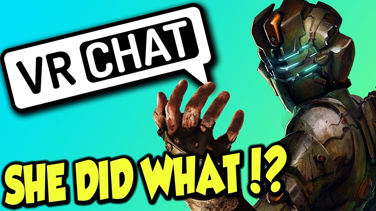 She cheated on me with James.... (VRChat Dead Space