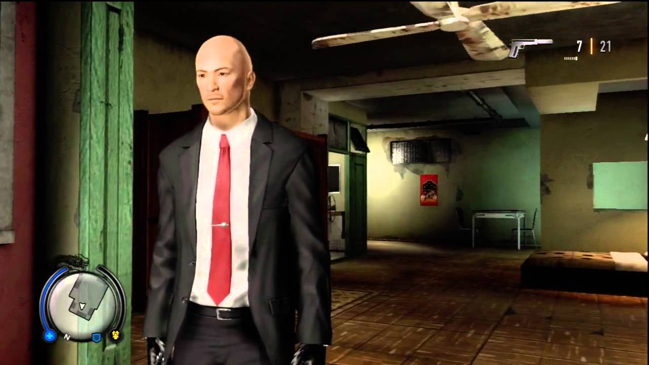 Sleeping Dogs - Agent 47 Outfit from Hitman: Absolution ...