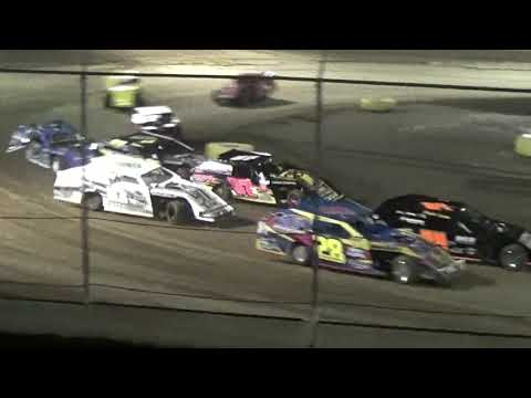 A-Mod Feature  at Highland Speedway 4-6-19