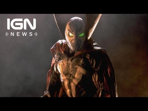 New Spawn Movie Coming, Says Todd McFarlane - IGN News