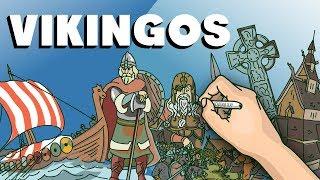 Vikingos. Todo lo que hay que saber en 6 minutos