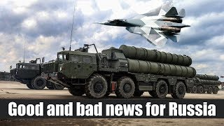 Good and bad news for Russia: S-400 deal is on, while FGFA is dead