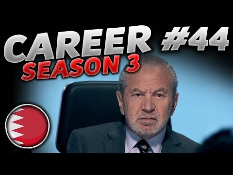 F1 2016 Career Mode Part 44: I GOT FIRED