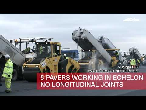 East Midlands Airport rehabilitation