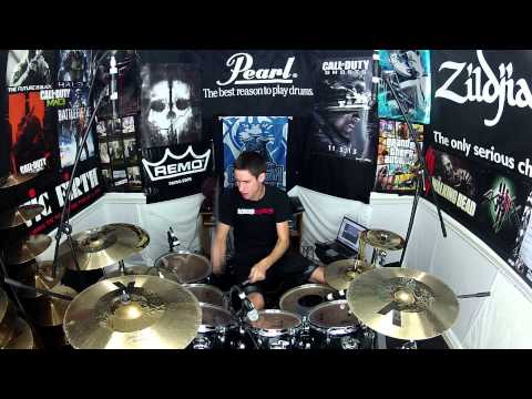 Remo Powerstroke 4 Drumheads - Sound Test/Demo/Review - Controlled Sound
