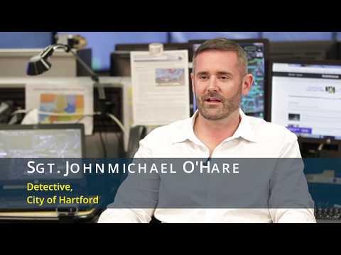 Hartford Crime Center Expands City Surveillance