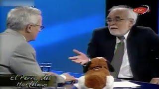 """Psiquiatra René Flores le dice a César Hildebrandt: """"La homosexualidad es una enfermedad"""""""