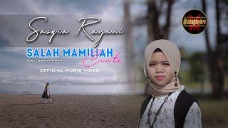 Download Mp3 Sazqia Rayani - Salah Mamiliah Cinto  