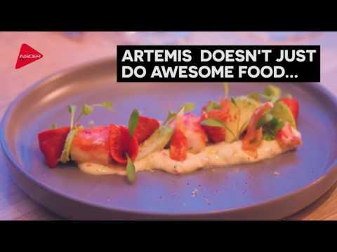 Artemis Grill | Singapore