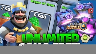 Clash Royale Hack- 2017 [ How To Hack Clash Royale]