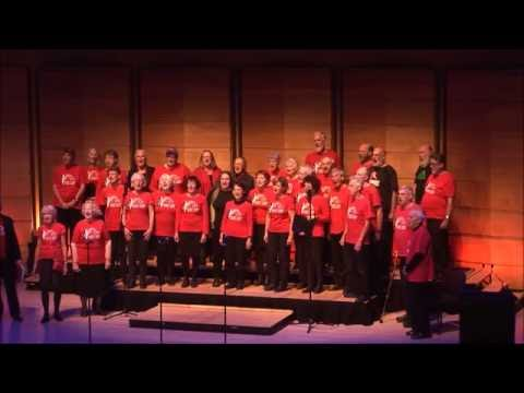 Solidarity Forever - Sydney Trade Union Choir and friends