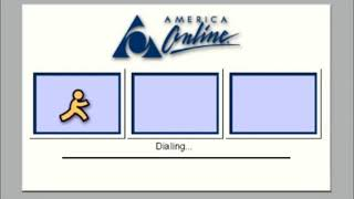 10 Hours Of AOL Dial Up