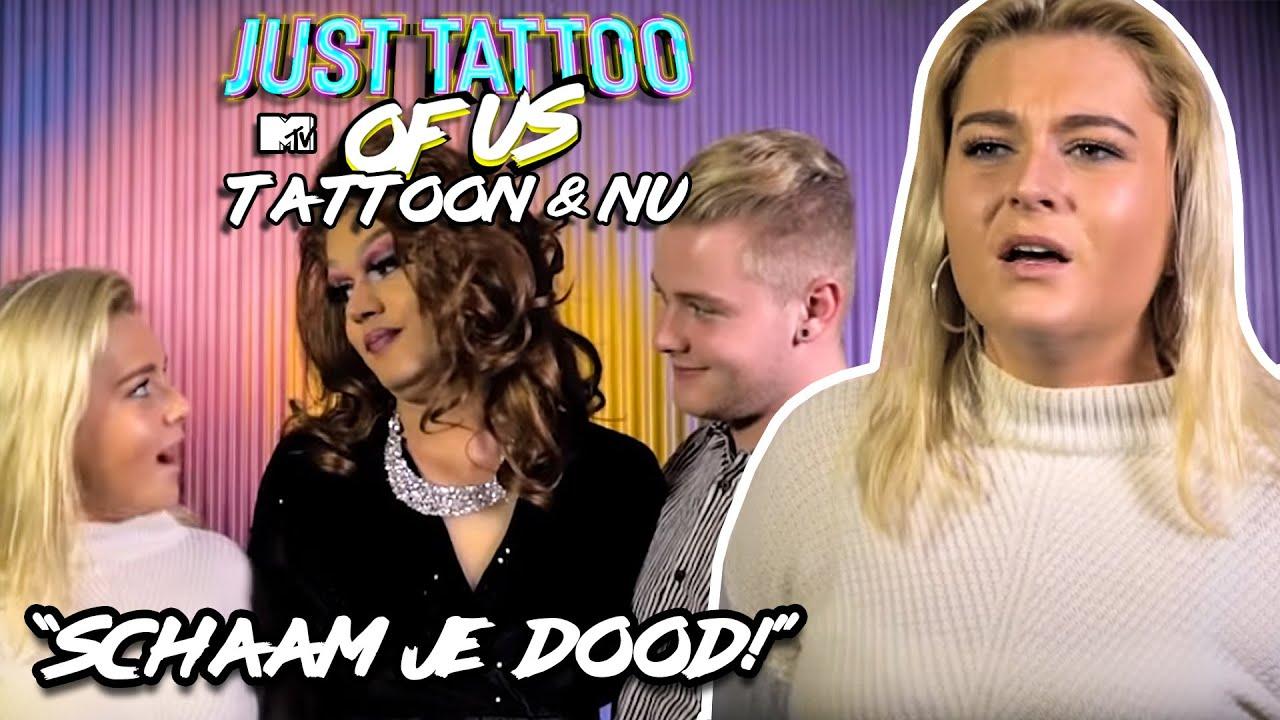 Sanne Krijgt Gratis Fastfood Met Haar Tattoo Just Tattoo Of Us Benelux Tattoon Nu