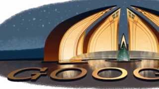 Pakistan Independence Day 2014 #googleDoodle