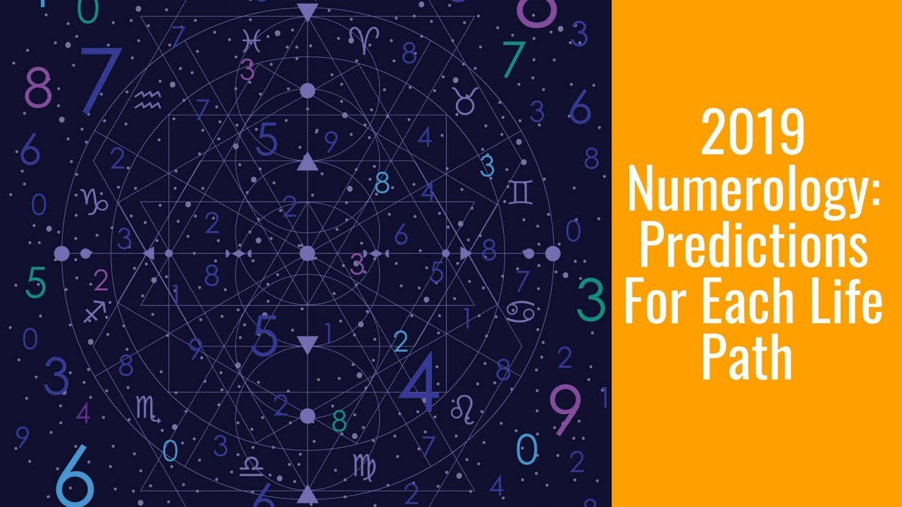 Numerology 2019: Our Predictions By Life Path Number